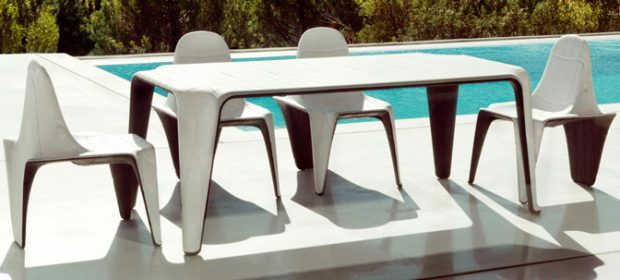 Migliori tavoli sedie e divani casa - Tavoli in resina da esterno ...