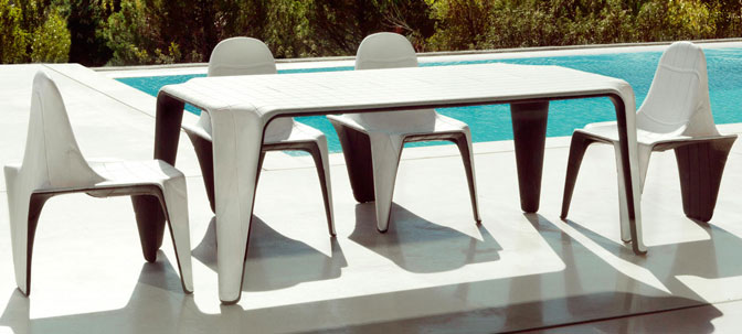 Migliori tavoli da giardino in resina classifica e - Tavoli e sedie da esterno ...