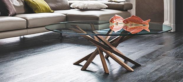 Migliori Tavolini da Salotto in Vetro - Classifica e Recensioni 2019