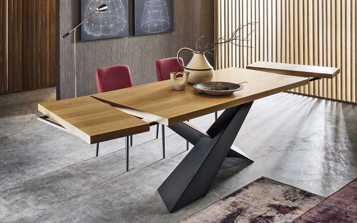 miglior tavolo allungabile in legno