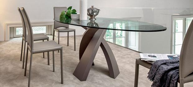 Migliori tavoli d 39 arredo fissi in vetro classifica e for La forma tavoli